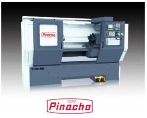 Tornos paralelos CNC