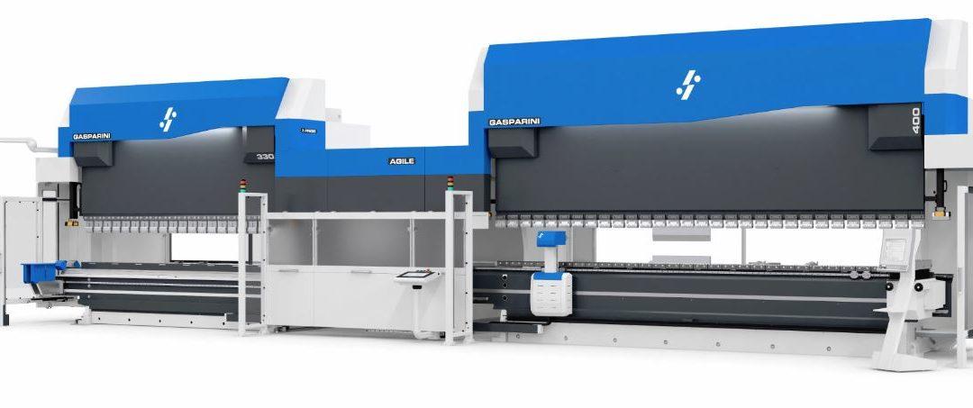 Cambiador automático de herramientas Agile de la marca Gasparini