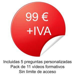 Pack 11 videos